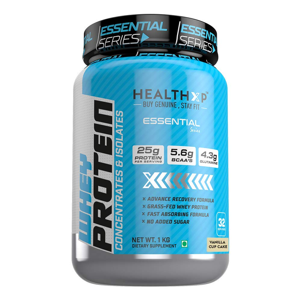 Healthxp Essential Whey Protein Review