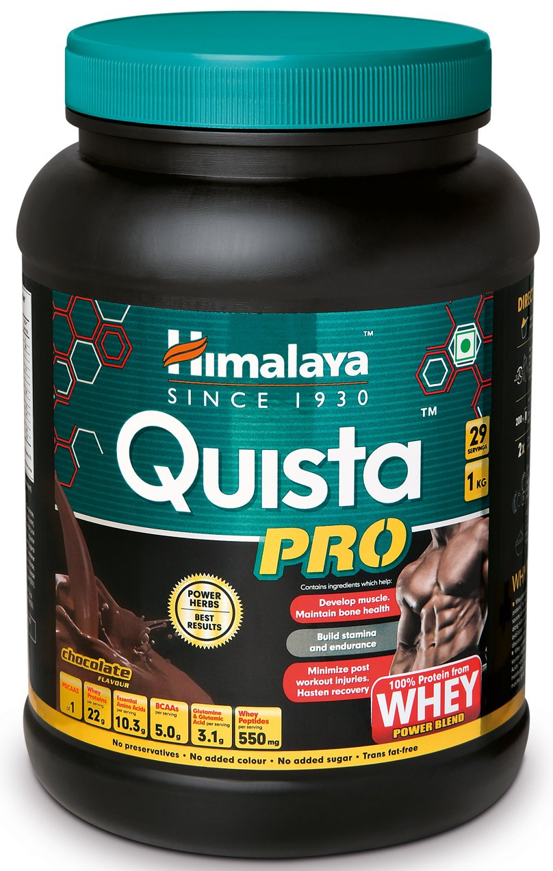 Himalaya Quista Whey Protein Review