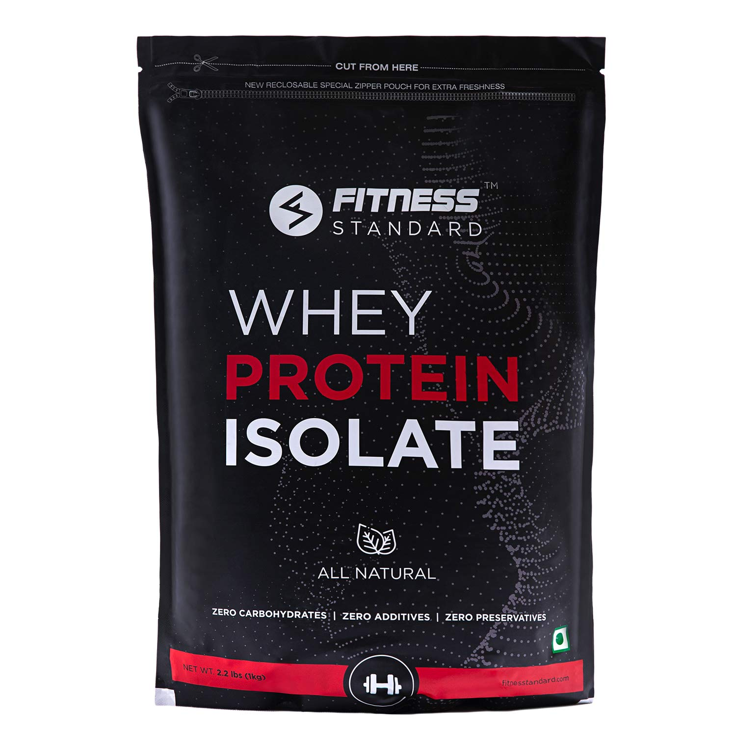 Fitness Standard Whey Protein Isolate