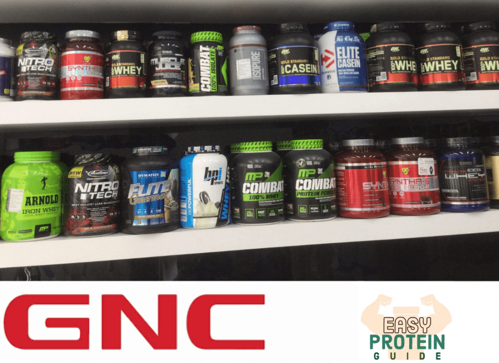 Best GNC Protein Powder Supplements Review
