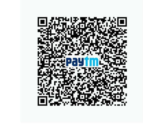 Donation to be via Paytm