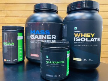 Zomato Supplements Review