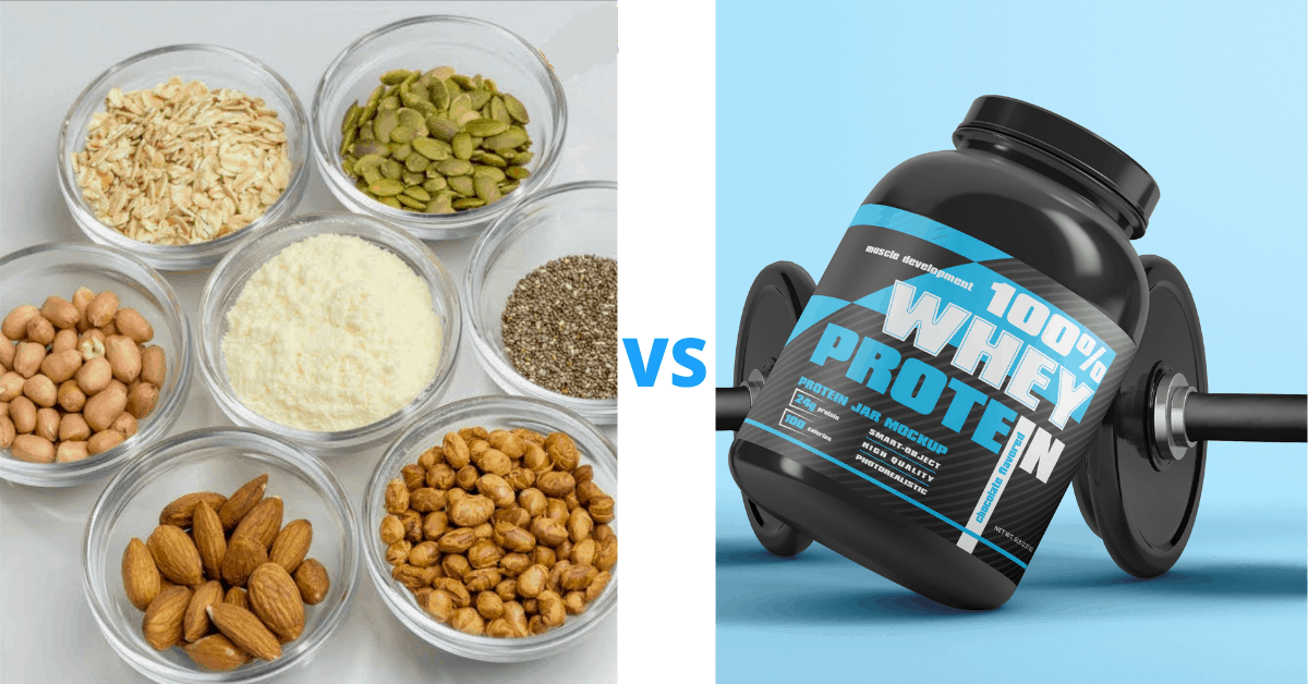 is homemade protein powder better than whey protein