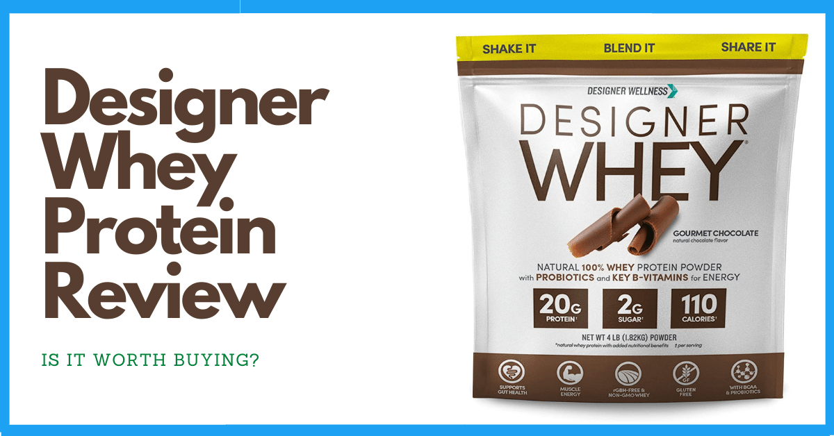 Designer Whey Protein For Women Review