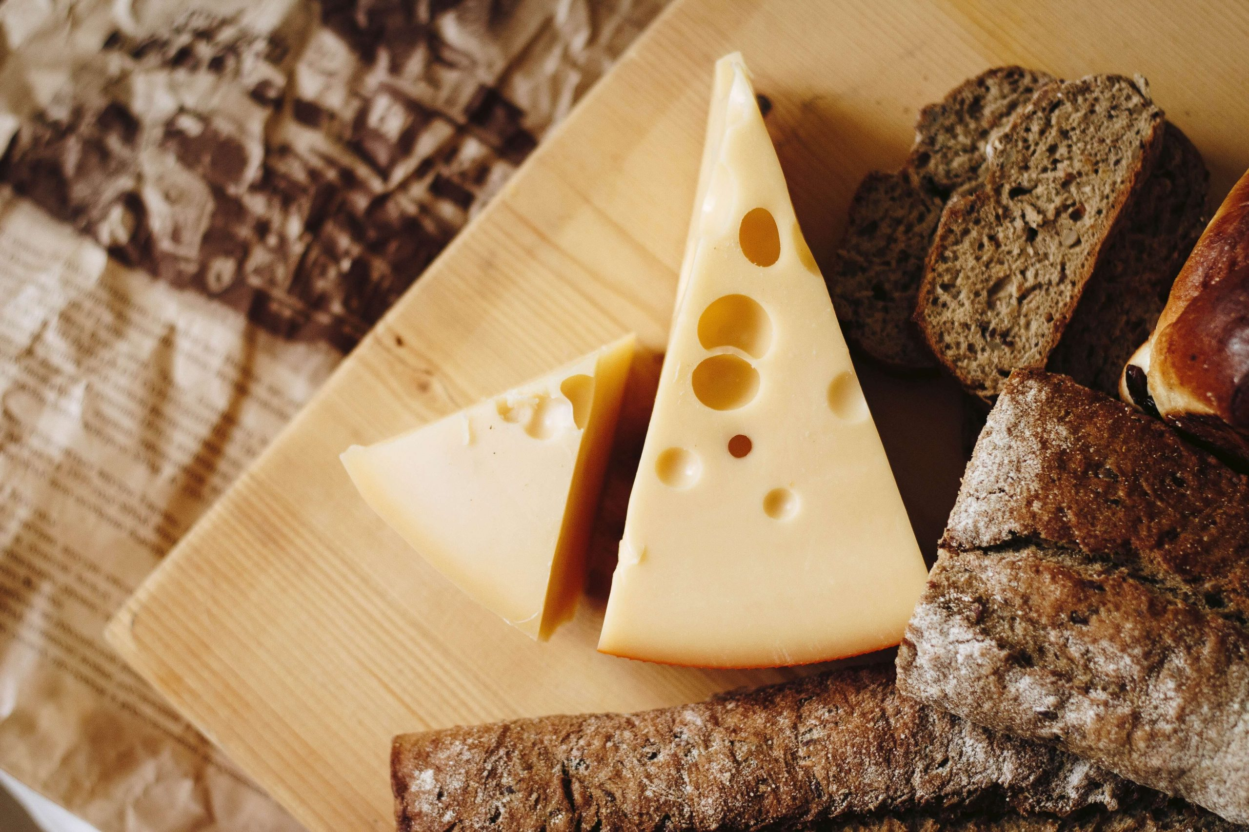 Cheese as High protein foods